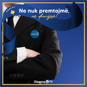 Oferta Zgjedh21 - DiasporaTV